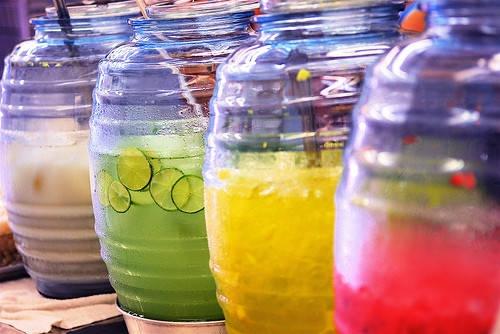 Agua Fresca De Flor De Jamaica El Chino Latino Cocina