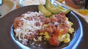 Huevos Rancheros  - Mom-style