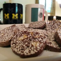 Chocolate Ancho Chile Cookies