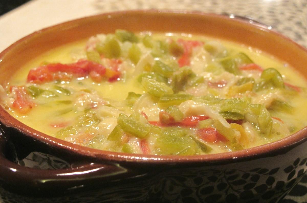CHIHUAHUA: Chile con Queso | el chino latino cocina