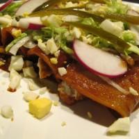 AGUASCALIENTES: Enchiladas Rojas de Aguascalientes