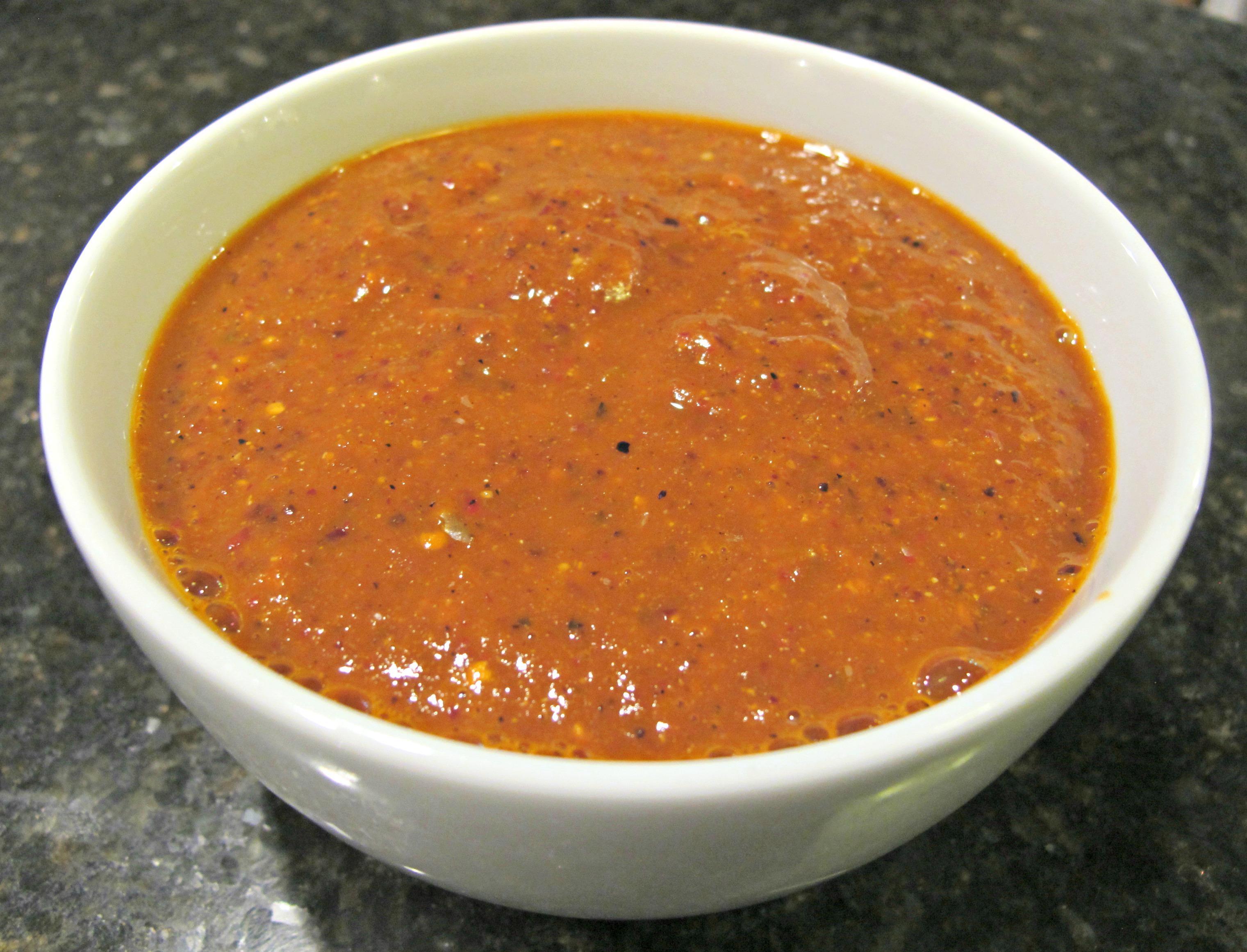 Salsa De Tomatillo Y Chile Japones El Chino Latino Cocina