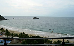 The view from our condo.