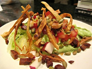 pm Mexican Wedge Salad