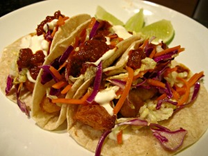 pm Tacos de Pescado Baja Style