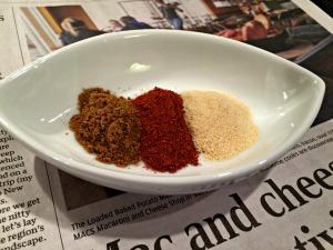Cumin Paprika Garlic Powder