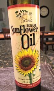 Driftless Organics Sunflower Oil