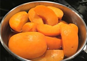 Add the Apricots