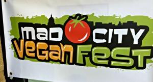 Mad City Vegan Fest Banner