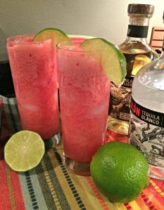 Sandia y Tequila Fresca