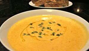 Beer and Cheese Soup 2