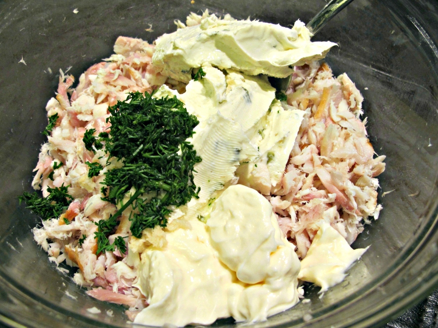 Smoked Fish Spread Mix